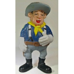 Figurine O'Flanagan (Lucky Luke)