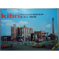 Catalogue KIBRI 1984 - 85 HO + N + Z