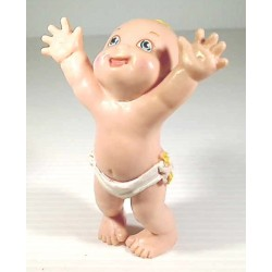Figurine Magic babies : n° 22 Baby Champion