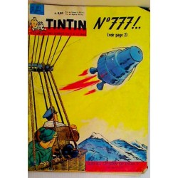 Journal de Tintin - 777 - 1963