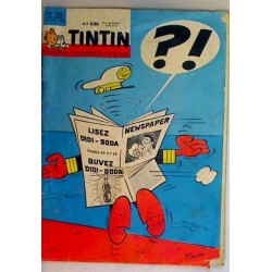 Journal de Tintin - 735 - 1962