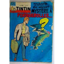 Journal de Tintin - 717 - 1962