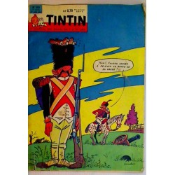 Journal de Tintin - 653 - 1961