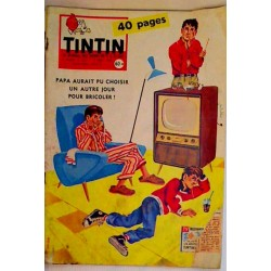 Journal de Tintin - 543 - 1959