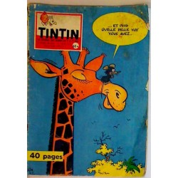Journal de Tintin - 559 - 1959