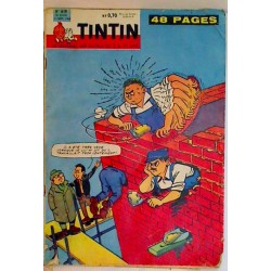 Journal de Tintin - 619 - 1960