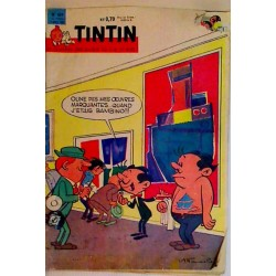 Journal de Tintin - 637 - 1961
