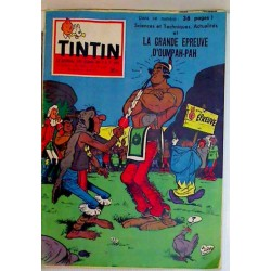 Journal de Tintin - 505 - 1958