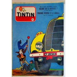 Journal de Tintin - 485 - 1958