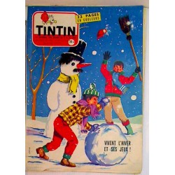 Journal de Tintin - 482 - 1958