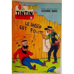 Journal de Tintin - 466 - 1957