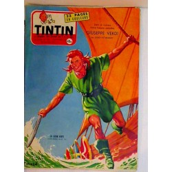 Journal de Tintin - 465 - 1957
