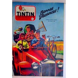 Journal de Tintin - 454 - 1957