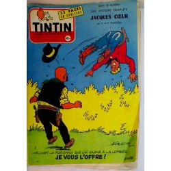 Journal de Tintin - 456 - 1957