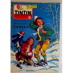 Journal de Tintin - 457 - 1957