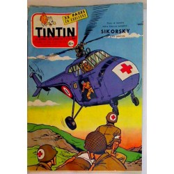 Journal de Tintin - 464 - 1957