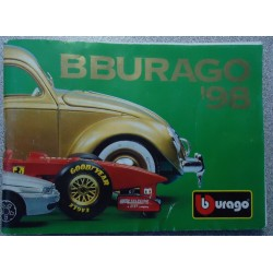 Catalogue BBURAGO 1998