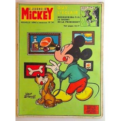 Journal de Mickey n°