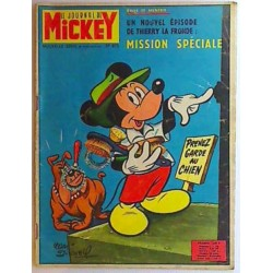 Journal de Mickey n° 675 du 2/5/65