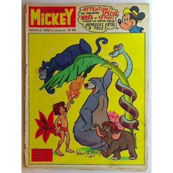 Journal de Mickey n° 860 du 8/12/68