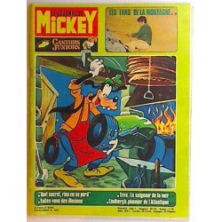 Journal de Mickey n° 1202 du 29/6/75