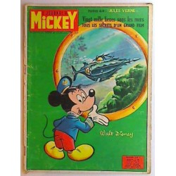 Journal de Mickey n° 721 du 20/3/66