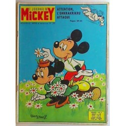 Journal de Mickey n° 737 du 10/7/66