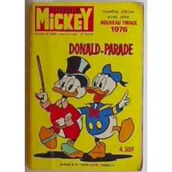 Mickey Parade n° 735 bis - 1976