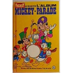 reliure Mickey Parade n° 6 1987