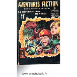 AVENTURES FICTION Numero 11