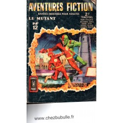 AVENTURES FICTION Numero 12