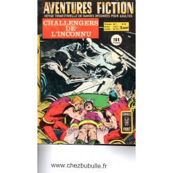 AVENTURES FICTION Numero 33