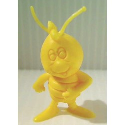 Figurine monochrome Maya l'Abeille : Willie de profil