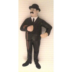 Figurine Mac DO TINTIN : DUPONT DUPOND