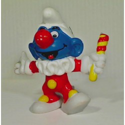 Schtroumpf  Clown