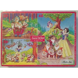Puzzle : Blanche Neige