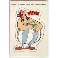 ASTERIX : Magnet Pitch