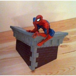 Tirelire parlante : SPIDER MAN