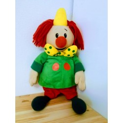 Peluche KIRI le CLOWN
