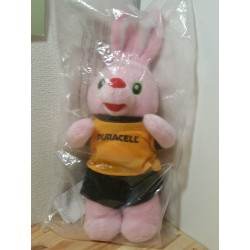 Peluche Lapin Duracell