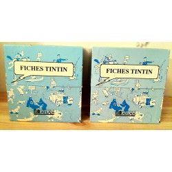 Fiches TINTIN Collection ATLAS