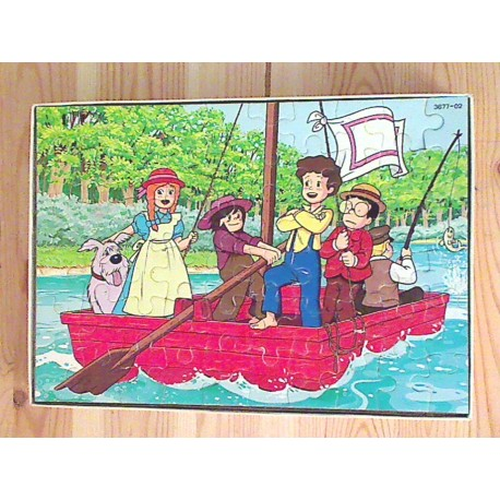 Puzzle TOM SAWYER